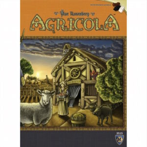 Buy Agricola (revised edition) the board game online in NZ
