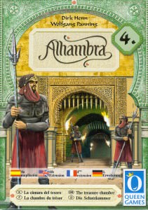 Buy Alhambra: The Treasure Chamber the game expansion online in NZ