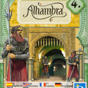 Buy Alhambra The Treasure Chamber NZ