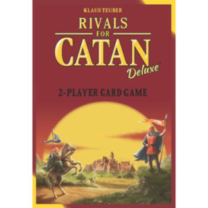 Buy Rivals For Catan: Delux the card game online in NZ