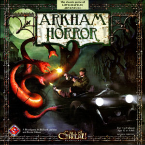 Buy Arkham Horror NZ