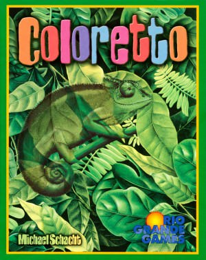 Buy Coloretto the card game online in NZ