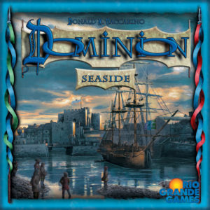 Buy Dominion: Seaside (Expansion) the game expansion online in NZ