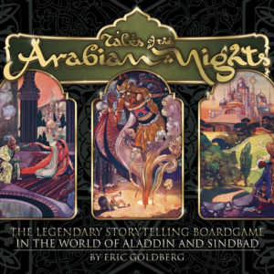 Buy Tales Of the Arabian Nights the board game online in NZ