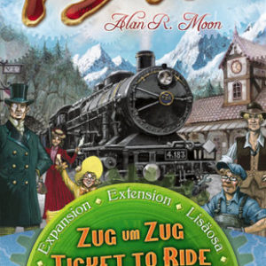 Buy Ticket To Ride Europa 1912 NZ