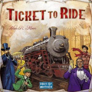 Buy Ticket To Ride the board game online in NZ