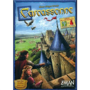 Buy Carcassonne the board game online in NZ