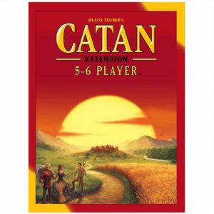 Buy Catan: 5-6 Player Extension the game expansion online in NZ