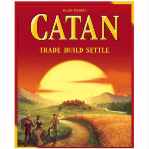 Buy Catan the board game online in NZ