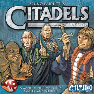 Buy Citadels Classic the card game online in NZ