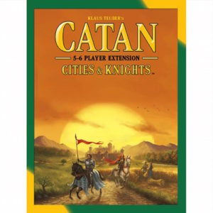 Buy Catan: Cities and Knights - 5-6 Player Extension the game expansion online in NZ