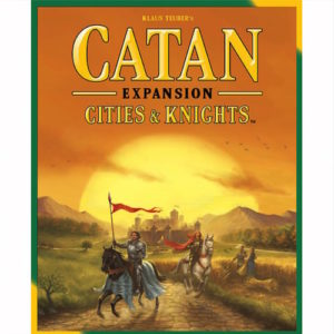 Buy Catan: Cities and Knights the board game expansion online in NZ