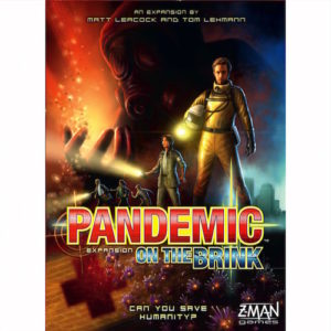 Buy Pandemic: On The Brink (Expansion) the game expansion online in NZ