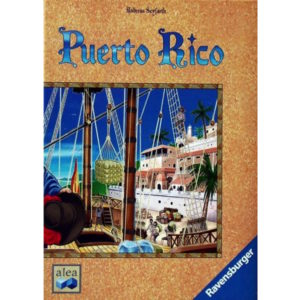 Buy Puerto Rico the board game online in NZ