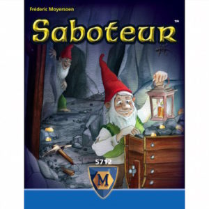 Buy Saboteur the card game online in NZ