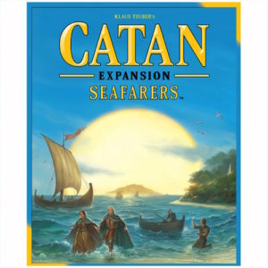 Buy Catan: Seafarers (Expansion) the game expansion online in NZ