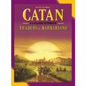 Buy Catan: Traders and Barbarians - 5-6 Player Extension the game expansion online in NZ