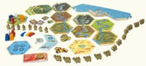 Buy Catan: Traders and Barbarians the board game expansion online in NZ