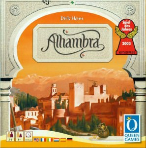Buy Alhambra the board game online in NZ