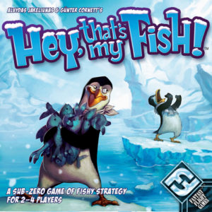 Buy Hey, that's my Fish! the board game online in NZ