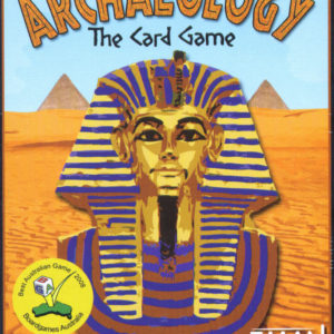 Buy Archaeology The Card Game NZ