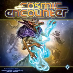 Buy Cosmic Encounter the board game online in NZ