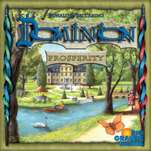 Buy Dominion: Prosperity (Expansion) the game expansion online in NZ