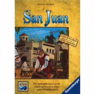 Buy San Juan the card game online in NZ