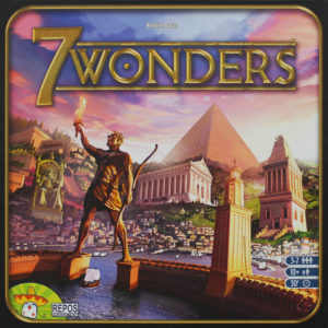 Buy 7 Wonders (Second Edition) the card game online in NZ