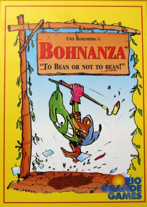 Buy Bohnanza the card game online in NZ