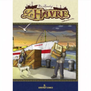 Buy Le Havre the board game online in NZ