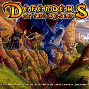 Buy Defenders Of The Realm NZ