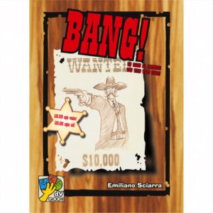 Buy Bang! the card game online in NZ