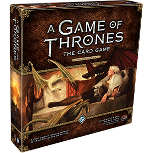 Buy A Game Of Thrones: The Card Game (Second Edition) the card game online in NZ