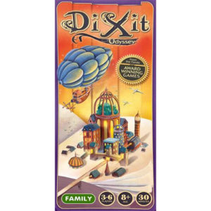 Buy Dixit Odyssey the game expansion online in NZ