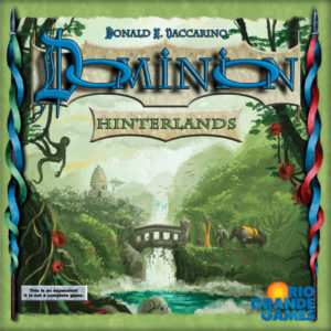 Buy Dominion: Hinterlands (Expansion) the game expansion online in NZ