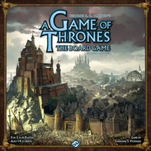 Buy A Game Of Thrones: The Board Game (2nd Edition) the board game online in NZ