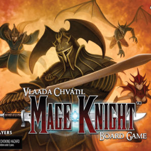Buy Mage Knight Board Game NZ