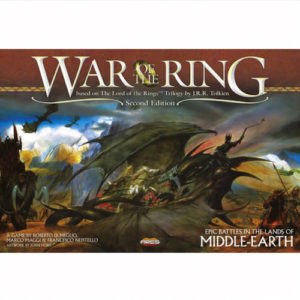 Buy War of the Ring: Second Edition the board game online in NZ