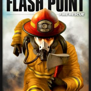 Buy Flash Point: Fire Rescue the board game online in NZ