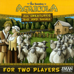 Buy Agricola: All Creatures Big And Small the board game online in NZ