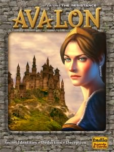Buy The Resistance: Avalon the card game online in NZ