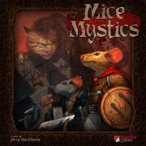 Buy Mice And Mystics the board game online in NZ