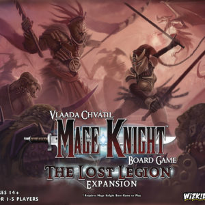 Buy Mage Knight Board Game The Lost Legion NZ
