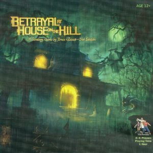 Buy Betrayal At House On The Hill the board game online in NZ