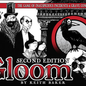 Buy Gloom (Second Edition) the card game online in NZ