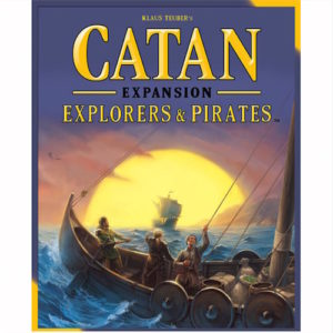 Buy Catan: Explorers and Pirates the board game expansion online in NZ