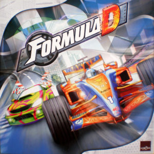 Buy Formula D the board game online in NZ