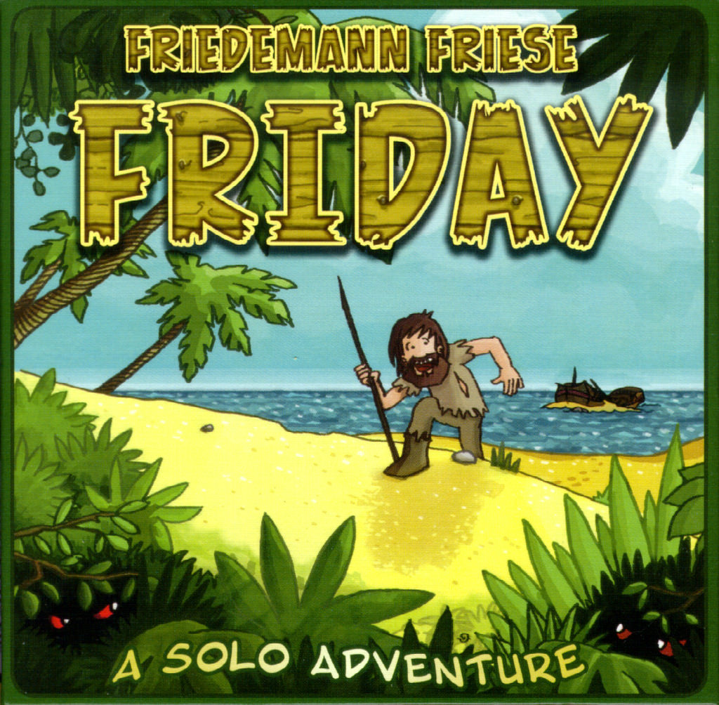 Buy Friday the card game online in NZ