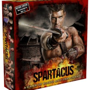 Buy Spartacus A Game Of Blood And Treachery NZ